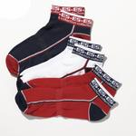 ES COLLECTION SCK02P 三入裝腳踝短襪 PACK 3 ANKLE SOCKS