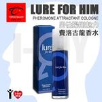 美國 TOPCO SALES 男性陽剛魅力 費洛古龍香水 Lure for Him Pheromone Attractant Cologne