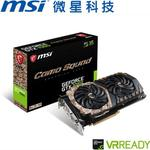 MSI微星 GeForce GTX 1060 Camo Squad 6G 顯示卡