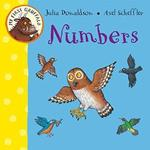 【Song Baby】My First Gruffalo:Numbers 古肥玀學習書-數字123(硬頁書)