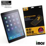 【iMos】 Touch Stream 霧面保護貼 iPad Air/Air 2