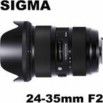 SIGMA 24-35mm F2.0 DG HSM ART Nikon 接環 公司貨 3年保固