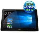 ACER Aspire Z3-700 All-In-One 桌上型電腦(J3710  /17.3吋FHD/4G/128GB SSD/Win 10)