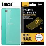 【iMOS Touch Stream】Z5 Compact 背面保護貼(霧面)