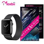 【Moxbii  】 Apple Watch series 2 (42mm) 螢幕保護貼(非滿版)