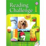Reading Challenge 1 2/e(with CD)
