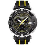 【TISSOT】天梭 T-RACE THOMAS LUTHI 限量計時腕錶-45mm(T0924172706700)