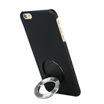 【Rolling Ave.】iCircle iphone 6/6S 手機保護殼-黑色銀環