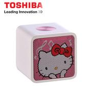 TOSHIBA Hello Kitty NFC/藍牙揚聲器(TY-WSP51KTTW)