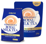 【橘町五丁目】日東紅茶 -濃厚皇家奶茶ROYAL MILK TEA -10本