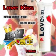 iMake曖昧客-Love Kiss Cream 草莓味潤滑液 100ml