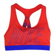 NIKE 女 AS NIKE PRO CLASSIC LOGO READ 運動內衣 紅 847571852