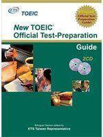 《New TOEIC Official Test-Preparation Guide》ISBN:9868017726│全球模考│ETS臺灣區總代理編委會│七成新