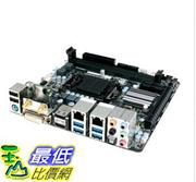 [106美國直購] 主機板 GIGABYTE GA-H97N-WIFI REV.1.1 INTEL H97 SOCKET LGA1150 DDR3 MINI ITX MOTHERBOARD