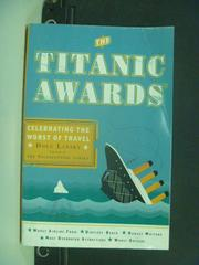 【書寶二手書T2/原文小說_KIH】The Titanic Awards_Lansky, Doug