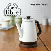 【This-This】récolte |日本麗克特  kettle libre 快煮壺 - 簡約白
