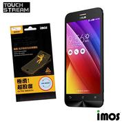 【iMos Touch Stream】ASUS ZenFone2 (5.5吋) 霧面保護貼