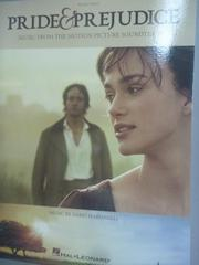 【書寶二手書T1/音樂_ZCN】Pride and Prejudice: Music from the Motion Picture Soundtrack_Marianelli