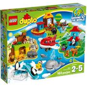[全新未拆] LEGO Duplo 10805 Around the World
