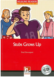 Helbling Readers Red Series Level 3: Stub Grows Up with CD
