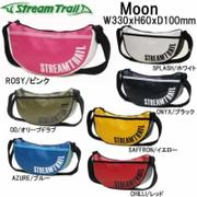 【Stream Trail】Stream Trail Moon 休閒側背包(Moon)