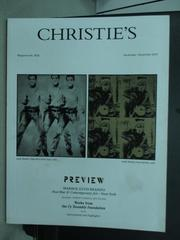 【書寶二手書T4/收藏_QKG】Christie's _The art people_2014/11-12月