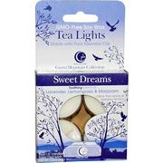 [iHerb] Way Out Wax, Tea Lights, Sweet Dreams, 4 Candles, 0.6 oz (16 g) Each