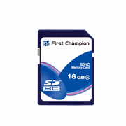 First Champion SDHC Class10 記憶卡 16GB 香港行貨