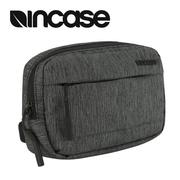 【INCASE】City Accessory Pouch 城市多功能配件收納包 (麻黑)