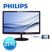 "PHILIPS 27"" 277E6EDAD/IPS/低藍光"