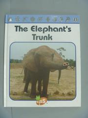 【書寶二手書T7/少年童書_YEB】The Elephant's Trunk(精裝)_fang-Lin GL i