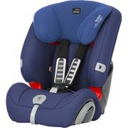 保證原廠 BRITAX ROMER Evolva 1-2-3 plus Ocean Blue 2017