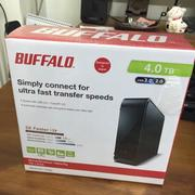 BUFFALO HD-LX 4TB USB3.0 3.5吋外接硬碟