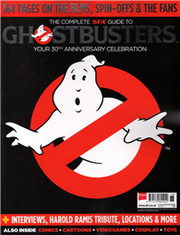 SFX 特刊:THE COMPLETE GUIDE TO GHOSTBUSTERS