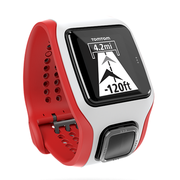 TomTom Runner Cardio White/Red