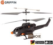 ::bonJOIE:: Griffin Helo TC Assault Touch Helicopter 觸控 遙控 攻擊型 直升機 (iPhone / iPad / iPod / android 專用) 直昇機