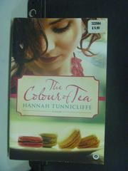 【書寶二手書T3/原文小說_JET】The Colour of Tea_Hannah Tunnicliffe