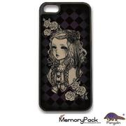 Pangolin穿山甲 Phone Case For I5 手機殼 殤-玫瑰11132