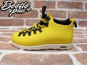 《下殺$1699》BEETLE PLUS 西門町專賣 全新 NATIVE FITZSIMMONS BOOTS 登山靴 黃 YELLOW GLM06-752