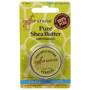 [iHerb] [iHerb] Out of Africa Pure Shea Butter with Vitamin E, Verbena, 0.5 oz (14.2 g)