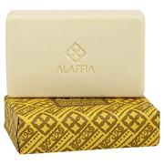 [iHerb] Alaffia, Triple Milled Shea Butter Soap, Pineapple Coconut, 5 oz (142 g)
