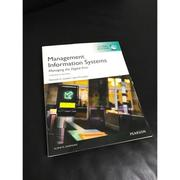 Management information systems 管理資訊系統
