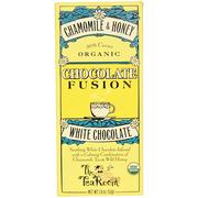 [iHerb] [iHerb] The Tea Room Chocolate Fusion, White Chocolate, Chamomile & Honey, 1.8 oz (51 g)
