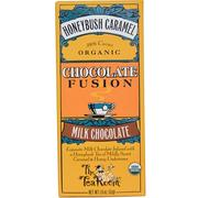 [iHerb] [iHerb] The Tea Room Chocolate Fusion, Milk Chocolate, Honeybush Caramel, 1.8 oz (51 g)