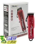 [美國直購] 理髮器剪髮器 Wahl Professional Cordless Clipper #8591 – 90 Minute Run Time – Accessories Included