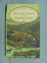 【書寶二手書T1/原文小說_LDU】Gulliver's Travels_Jonathan Swift