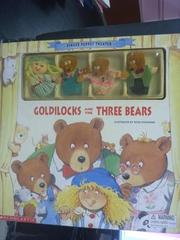 【書寶二手書T7/少年童書_YCJ】Goldilocks and the Three Bears _Peter Stev