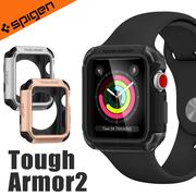 韓國Spigen Tough Armor 2 Apple Watch Series2/3代專用運動型防刮保護殼(42mm)
