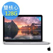 Apple MacBook Pro 配備Retina 13.3吋 i5 雙核心 128G 筆電(MF839TA/A)