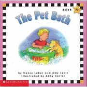 Phonics Readers Book 30: Pet Bath